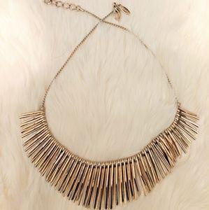 Natasha Gold Necklace